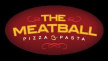 Meatball Pizza & Pasta Logo